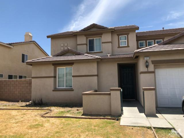 83833 Corte Estivo, Coachella, CA 92236 (MLS #219014377) :: The John Jay Group - Bennion Deville Homes