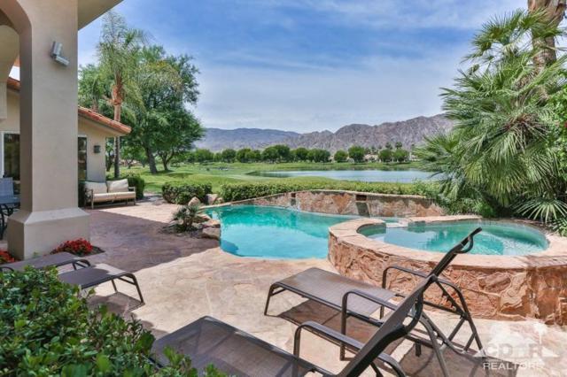 54231 Southern Hills, La Quinta, CA 92253 (MLS #219014395) :: The Sandi Phillips Team