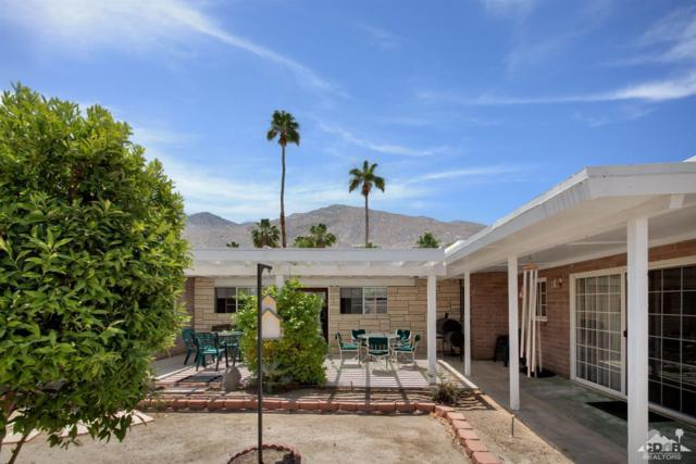 632 S Indian Trail, Palm Springs, CA 92264 (MLS #219014631) :: Brad Schmett Real Estate Group