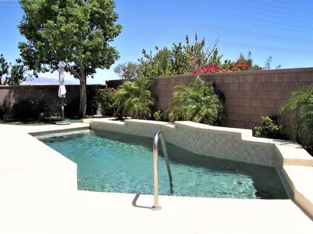 78883 Iron Bark Drive, Palm Desert, CA 92211 (MLS #219014723) :: The Jelmberg Team