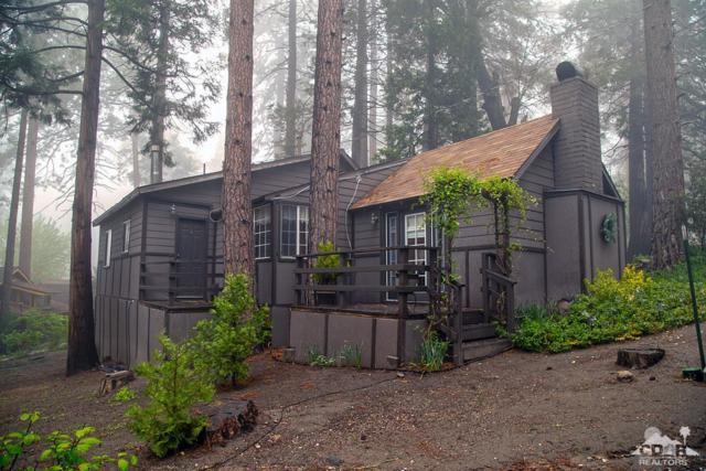 52820 Woodland Drive, Idyllwild, CA 92549 (MLS #219014767) :: The John Jay Group - Bennion Deville Homes