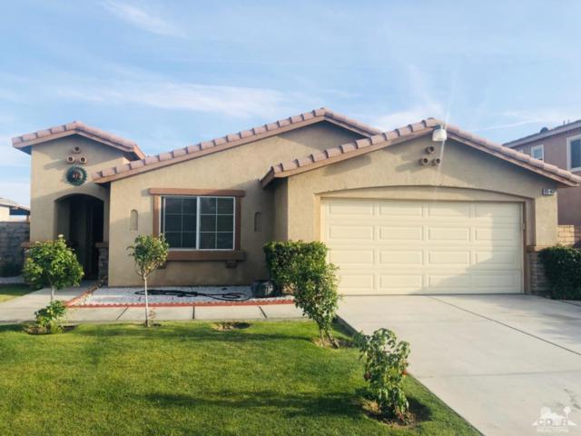 85437 Avenida Maria, Coachella, CA 92236 (MLS #219014797) :: The Jelmberg Team