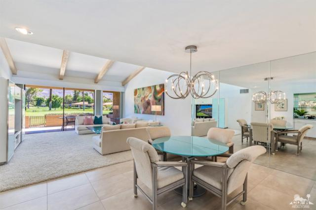 15 La Ronda Drive #134, Rancho Mirage, CA 92270 (MLS #219014815) :: The Jelmberg Team