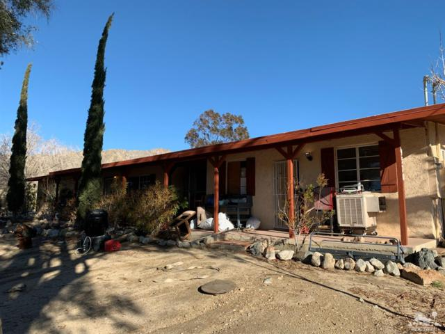 9370 Rawson Road, Morongo Valley, CA 92256 (MLS #219014891) :: The John Jay Group - Bennion Deville Homes