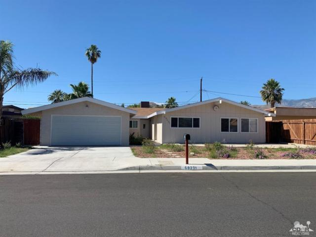 69231 Vera Drive, Cathedral City, CA 92234 (MLS #219014963) :: The John Jay Group - Bennion Deville Homes