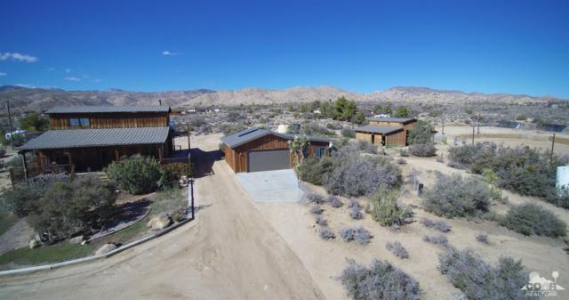 2618 Rimrock Road, Pioneertown, CA 92268 (MLS #219014967) :: The John Jay Group - Bennion Deville Homes