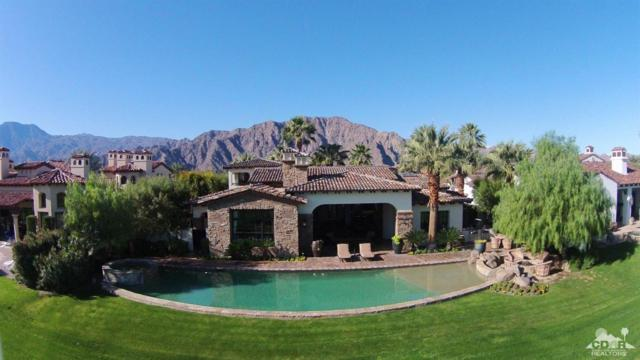 53588 Via Pisa, La Quinta, CA 92253 (MLS #219014985) :: The Jelmberg Team