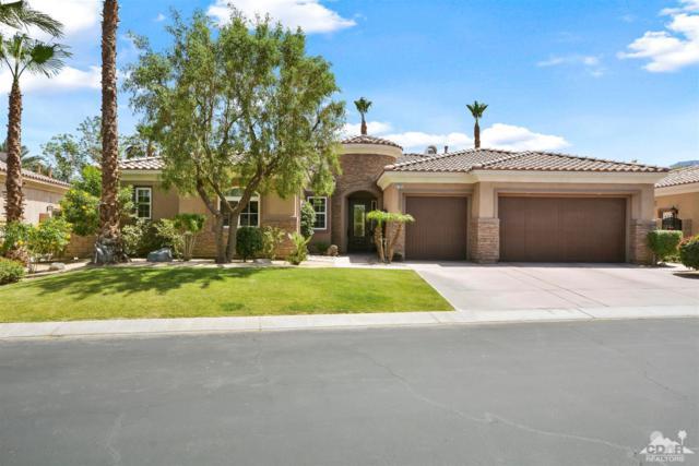 81705 Hidden Links Drive, La Quinta, CA 92253 (MLS #219015053) :: The John Jay Group - Bennion Deville Homes