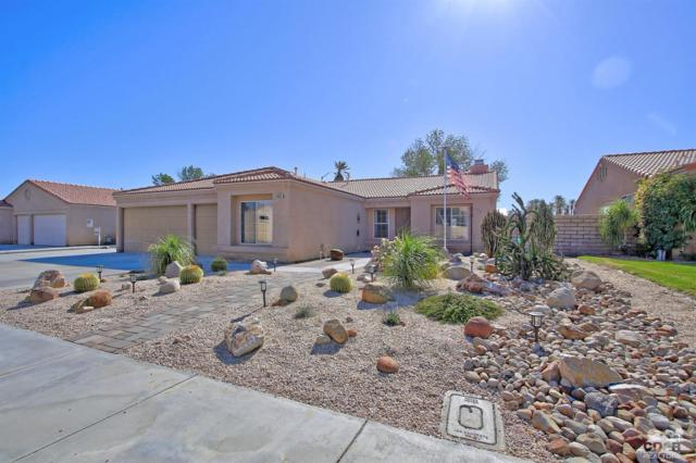 46636 Via Celeste, Indio, CA 92201 (MLS #219015111) :: The John Jay Group - Bennion Deville Homes
