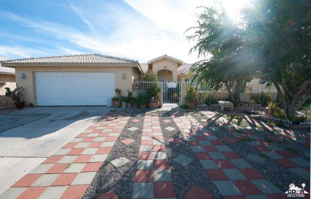 68265 30th Avenue, Cathedral City, CA 92234 (MLS #219015305) :: The John Jay Group - Bennion Deville Homes