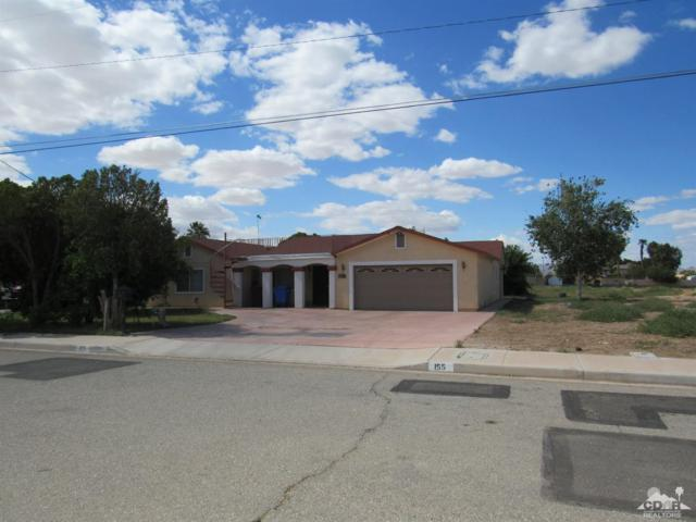 155 Lee Street, Blythe, CA 92225 (MLS #219015559) :: The John Jay Group - Bennion Deville Homes