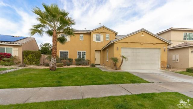 42934 Traccia Way, Indio, CA 92203 (MLS #219015579) :: The John Jay Group - Bennion Deville Homes