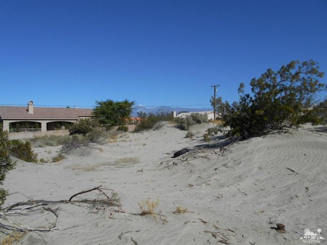 0 Chuckwalla Trail, Desert Hot Springs, CA 92240 (MLS #219015661) :: The John Jay Group - Bennion Deville Homes