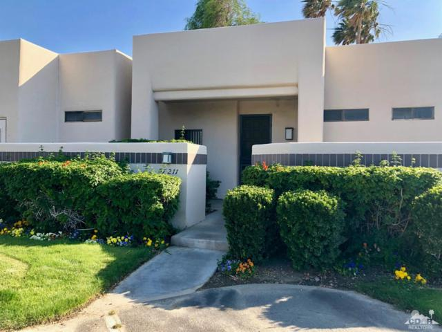 67-211 N Chimayo Drive W, Cathedral City, CA 92234 (MLS #219015683) :: The John Jay Group - Bennion Deville Homes