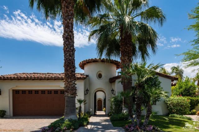 75883 Via Cortona, Indian Wells, CA 92210 (MLS #219015749) :: The Sandi Phillips Team