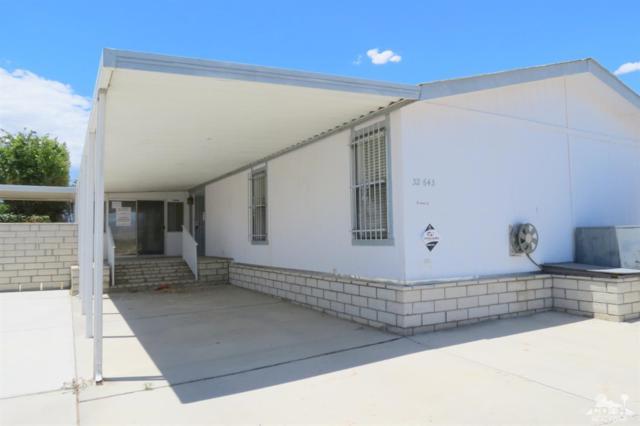 32643 Chiricahua Drive, Thousand Palms, CA 92276 (MLS #219015853) :: The John Jay Group - Bennion Deville Homes