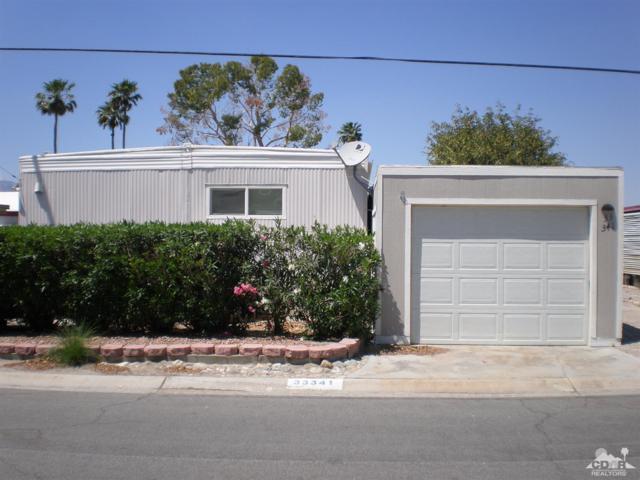 33341 Tubac, Thousand Palms, CA 92276 (MLS #219015891) :: The John Jay Group - Bennion Deville Homes