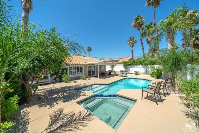 69462 Las Begonias, Cathedral City, CA 92234 (MLS #219015909) :: The John Jay Group - Bennion Deville Homes