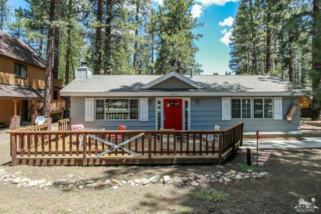 41952 Evergreen Drive, Big Bear, CA 92315 (MLS #219015987) :: The John Jay Group - Bennion Deville Homes