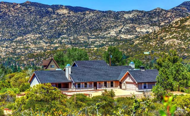 37150 Gold Shot Creek Road, Mountain Center, CA 92561 (MLS #219016083) :: Deirdre Coit and Associates