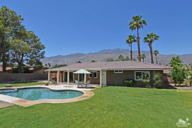 922 N Camino Condor, Palm Springs, CA 92262 (MLS #219016127) :: Deirdre Coit and Associates