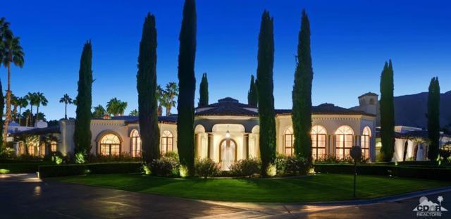 40440 Morningstar Road, Rancho Mirage, CA 92270 (MLS #219016231) :: The John Jay Group - Bennion Deville Homes