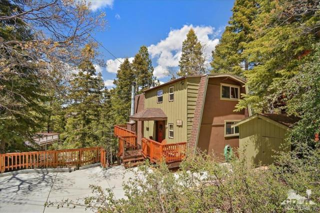 43548 Ridgecrest Drive, Big Bear, CA 92315 (MLS #219016295) :: The John Jay Group - Bennion Deville Homes