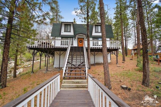 42373 Paramount, Big Bear, CA 92315 (MLS #219016301) :: The John Jay Group - Bennion Deville Homes