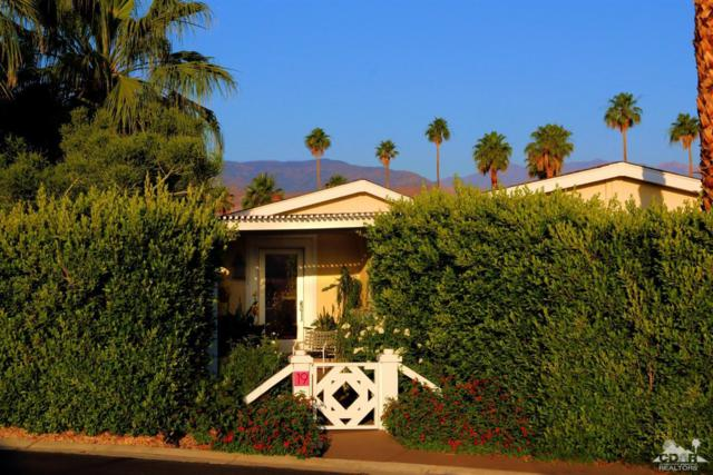 73450 Country Club Drive #19, Palm Desert, CA 92260 (MLS #219016331) :: The Sandi Phillips Team