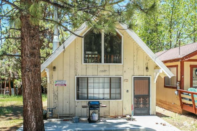 42554 Peregrine Avenue, Big Bear, CA 92315 (MLS #219016365) :: The John Jay Group - Bennion Deville Homes