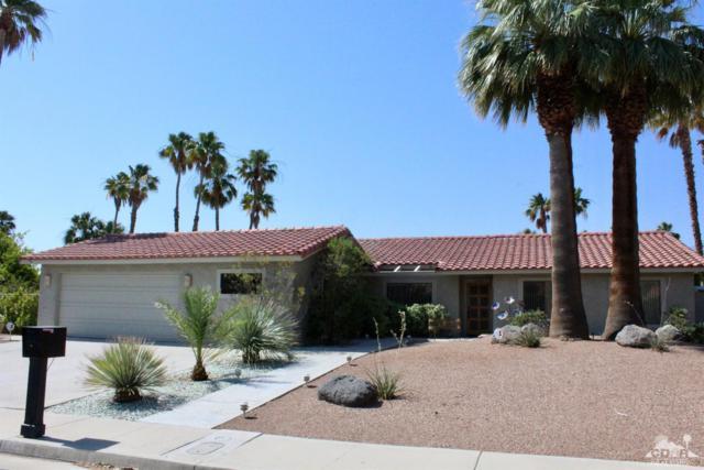 1323 E Del Mar Way, Palm Springs, CA 92262 (MLS #219016393) :: The Jelmberg Team