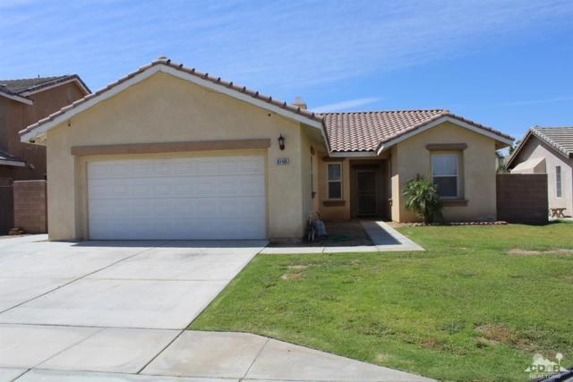 83585 Lapis Drive, Coachella, CA 92236 (MLS #219016663) :: Bennion Deville Homes