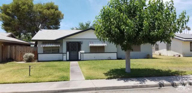 481 N Sola Avenue, Blythe, CA 92225 (MLS #219016667) :: The John Jay Group - Bennion Deville Homes