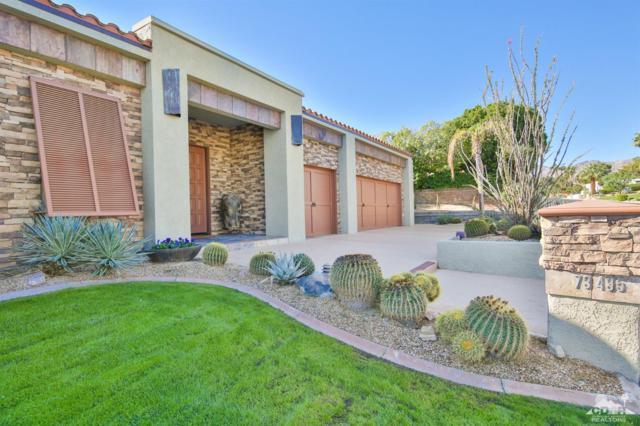 73495 Agave Lane, Palm Desert, CA 92260 (MLS #219016737) :: The John Jay Group - Bennion Deville Homes