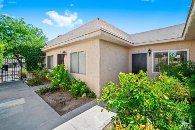 760 E E Cottonwood Road #2, Palm Springs, CA 92262 (MLS #219016761) :: Hacienda Group Inc