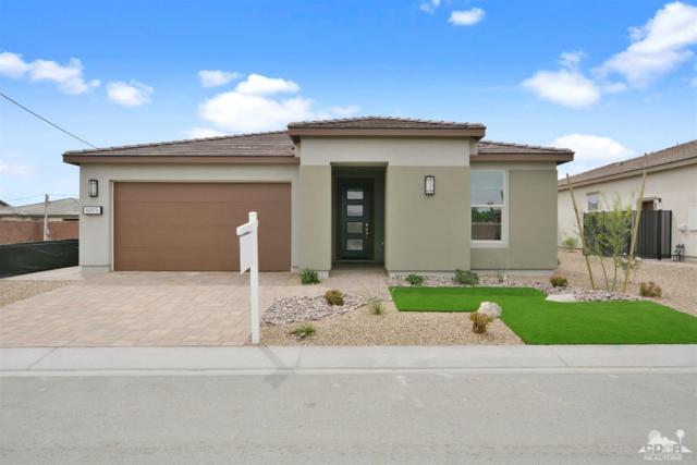 82575 East Mccarroll (Lot 4016) Drive, Indio, CA 92201 (MLS #219016779) :: The Jelmberg Team