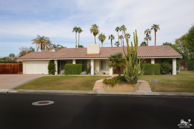72572 Jamie Way, Rancho Mirage, CA 92270 (MLS #219016857) :: The John Jay Group - Bennion Deville Homes