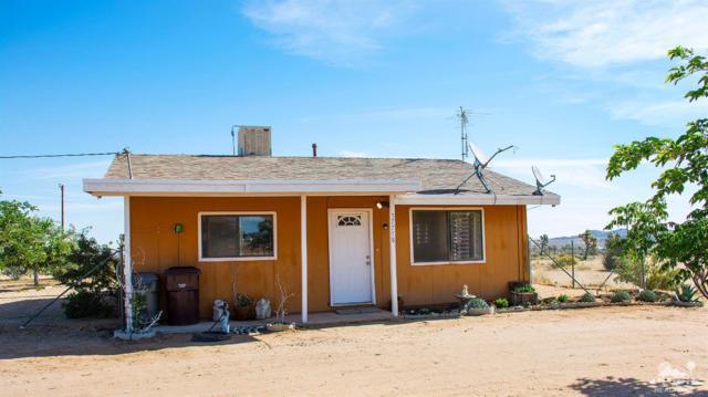 57778 Junipero, Yucca Valley, CA 92284 (MLS #219016923) :: Deirdre Coit and Associates