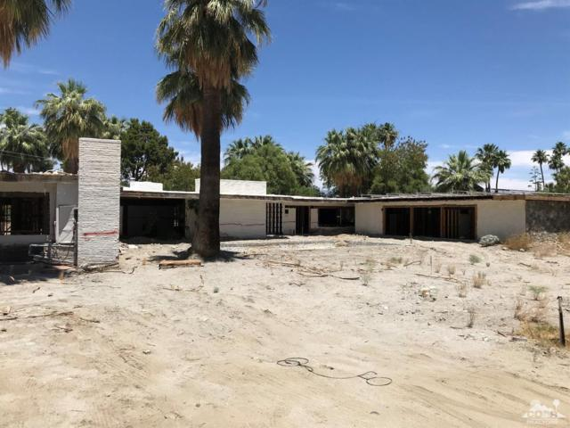 574 W Mariscal Road, Palm Springs, CA 92262 (MLS #219016965) :: The John Jay Group - Bennion Deville Homes