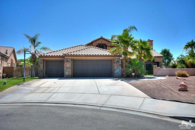 79205 Latigo Circle, La Quinta, CA 92253 (MLS #219017315) :: The John Jay Group - Bennion Deville Homes