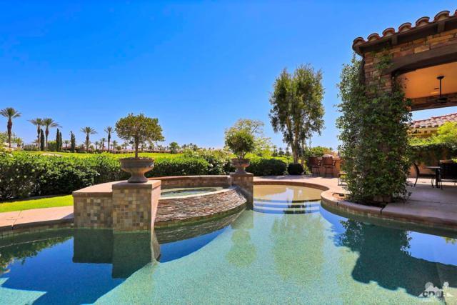 75596 Via Cortona, Indian Wells, CA 92210 (MLS #219017343) :: Hacienda Group Inc