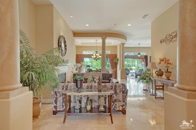 74 Via Bella, Rancho Mirage, CA 92270 (MLS #219017361) :: The Jelmberg Team