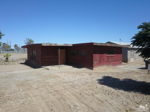 416 W Donlon Street, Blythe, CA 92225 (MLS #219017395) :: The John Jay Group - Bennion Deville Homes
