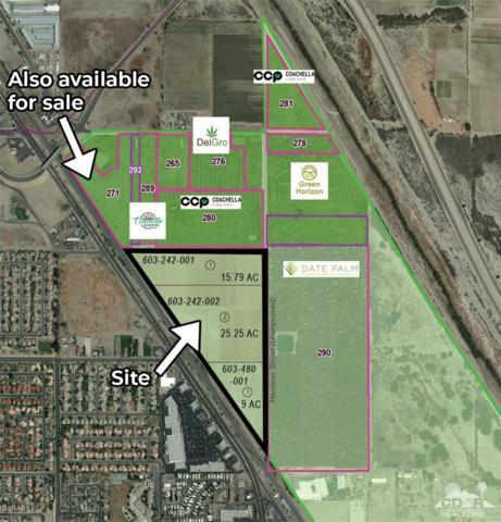 0 Harrison, Coachella, CA 92236 (MLS #219017415) :: Brad Schmett Real Estate Group