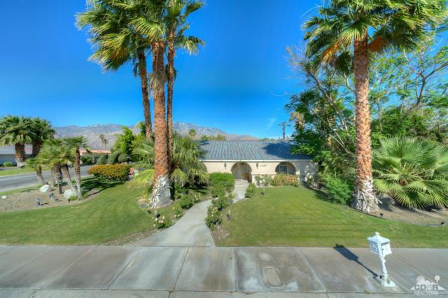 1807 N Whitewater Club Drive, Palm Springs, CA 92262 (MLS #219017423) :: Deirdre Coit and Associates