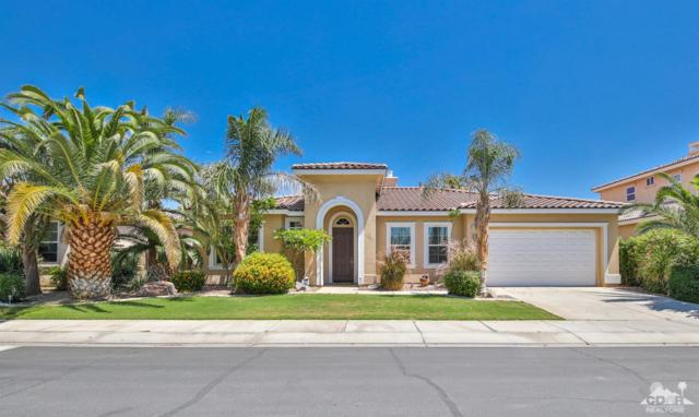 81868 Via Parco Drive, Indio, CA 92203 (MLS #219017481) :: Brad Schmett Real Estate Group