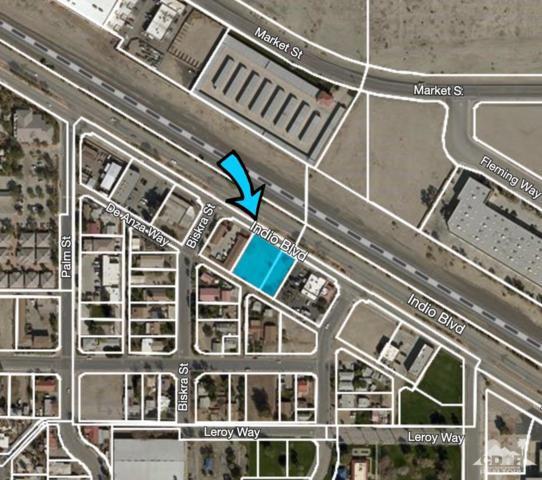 82479 Indio Boulevard, Indio, CA 92201 (MLS #219017507) :: The Jelmberg Team