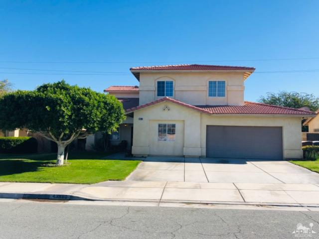 43880 Reclinata Way, Indio, CA 92201 (MLS #219017793) :: The John Jay Group - Bennion Deville Homes