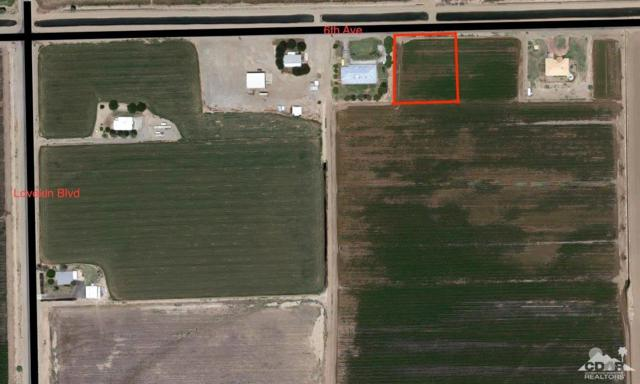 0 6TH Avenue, Blythe, CA 10011 (MLS #219017881) :: The John Jay Group - Bennion Deville Homes