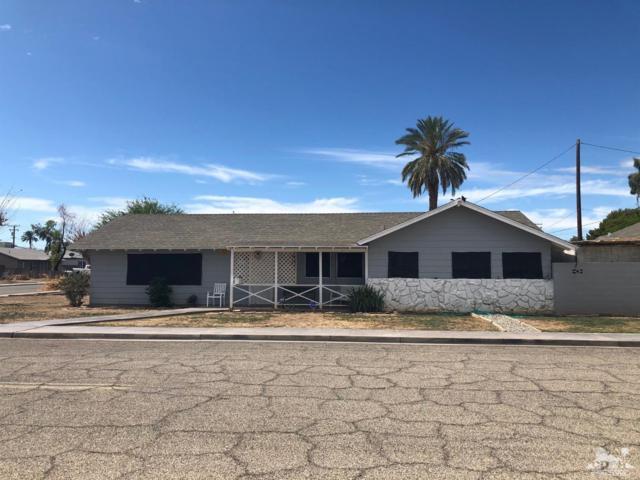 395 N 1st Street, Blythe, CA 92225 (MLS #219017951) :: The John Jay Group - Bennion Deville Homes